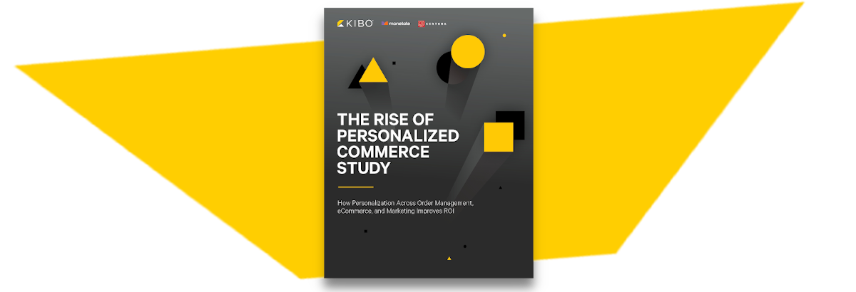 end-to-end personalization personalized commerce