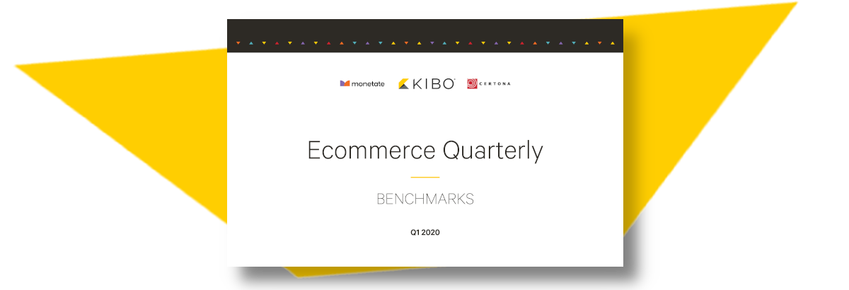 ecommerce quarterly benchmarks
