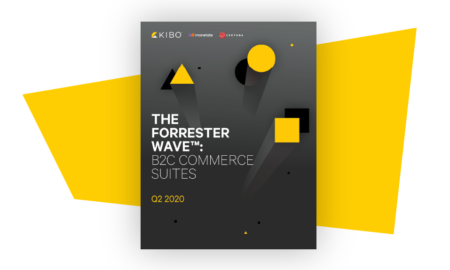 Forrester Names Kibo a Strong Performer in New Ecommerce Wave