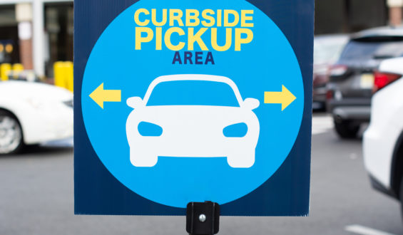 Curbside Pickup Experience
